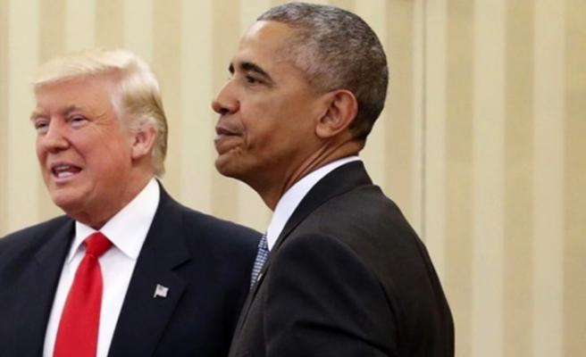 Obama, Trump'ı isim vermeden eleştirdi: Nefreti besleyen liderleri reddedin
