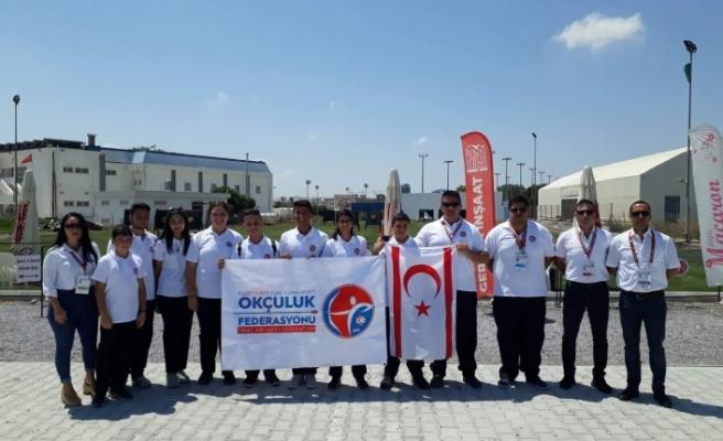 Okçularımız Milli takım Gelişim kampına katıldı