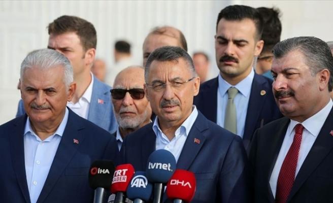 """Oktay: """"Doğu Akdeniz'deki kararlılığımız son derece kesin"""""""
