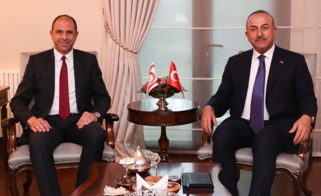 Özersay'ın Ankara programı