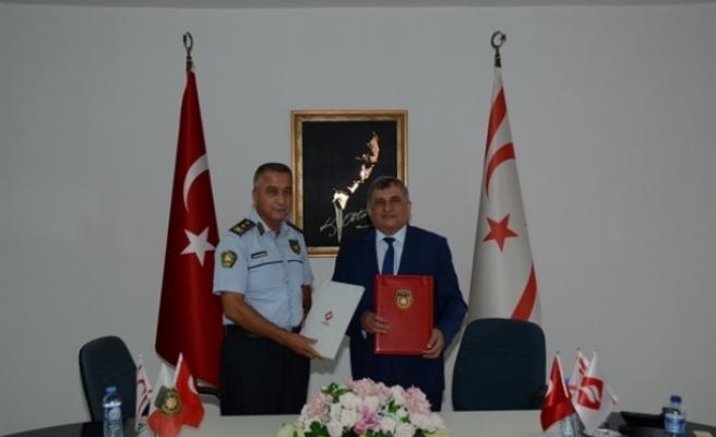 """PGM ile UFÜ  arasında """"Eğitim İş Birliği Antlaşması"""" imzalandı"""