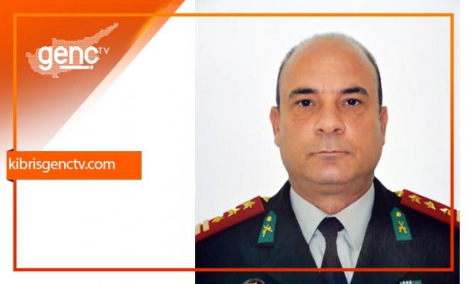 Piyade Albay İbrahim Dağman'ın tuğgeneralliğe terfii etti