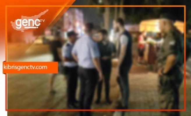 Polisten Girne'de denetim...5 kişi tutuklandı