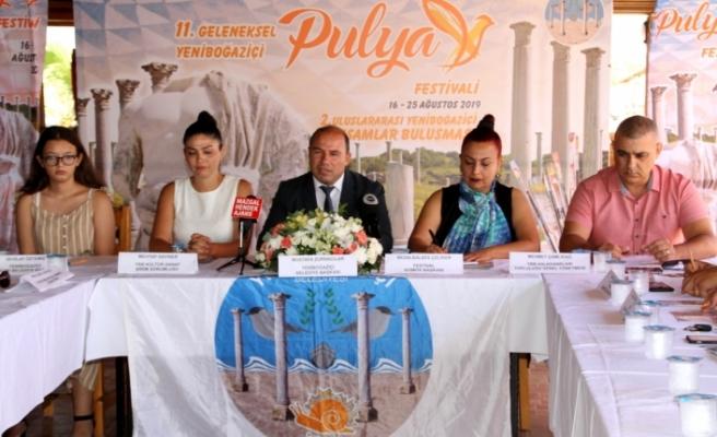 Pulya Festivali 16 Ağustos'ta