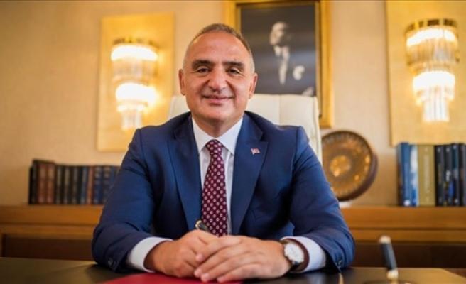 TC Kültür ve Turizm Bakanı Ersoy KKTC'ye geliyor
