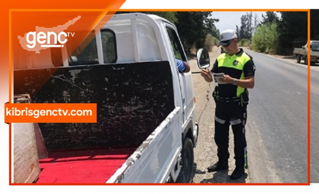 Trafik suçlarında ilk sırada sürat ve seyir halinde cep telefonu