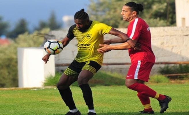 Türkocağı, Ozanköy ile hazırlık maçında karşı karşıya geldi
