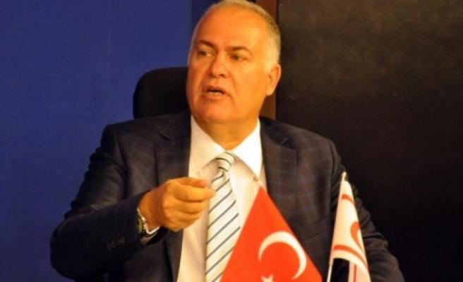 Ulusal Türk Kuruluşları Dünya Konseyi Başkanı Yusuf'dan mesaj