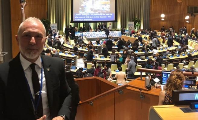 Akpınar, BM toplantısını değerlendirdi