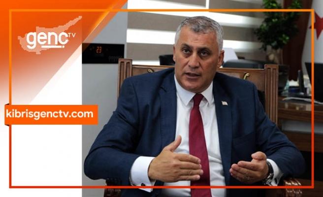 """Bakan Amcaoğlu açıkladı: """"Kaynak aktarıldı"""""""