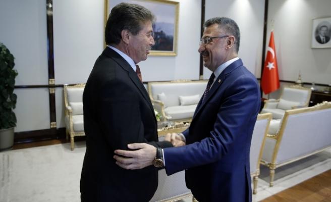 Bakan Üstel, Ankara temaslarını değerlendirdi