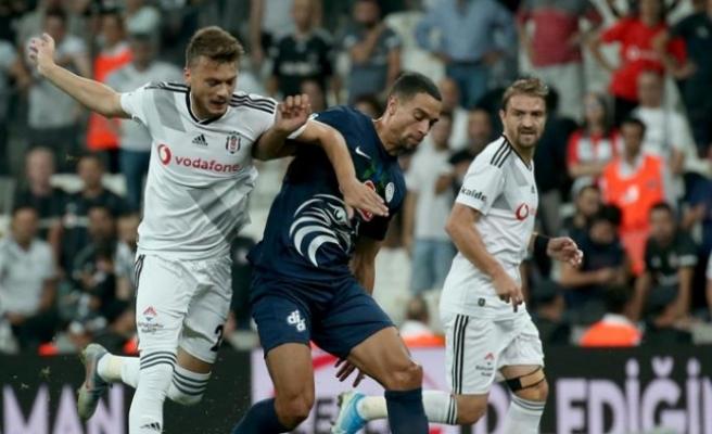 Beşiktaş'tan 1 puan