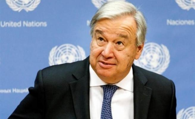 """BM Genel Sekreteri: """"Referans kavramları üzerinde hızlı bir anlaşmaya varılmalı"""""""