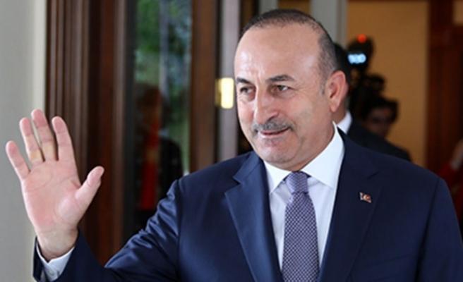 Çavuşoğlu, KKTC'den ayrıldı