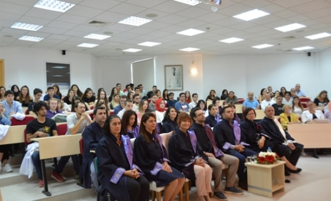 DAÜ Dr. Fazıl Küçük Tıp Fakültesi'nin 2019-2020 akademik yılı açılış töreni