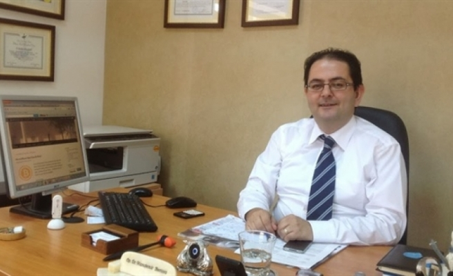 Engelleme girişimi yapan Rum ve Yunan'a Dr.Berova'dan tepki