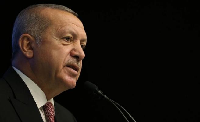 """Erdoğan: """"Karşılarında Türkiye'nin ve KKTC'nin kararlılığını bulacaklar"""""""