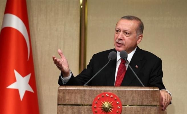 """Erdoğan: """"Yeni göç dalgasını kaldırmamız mümkün değil"""""""