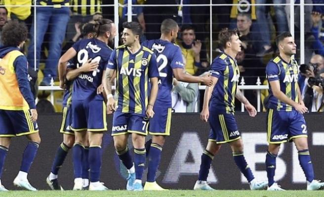 Fenerbahçe galip