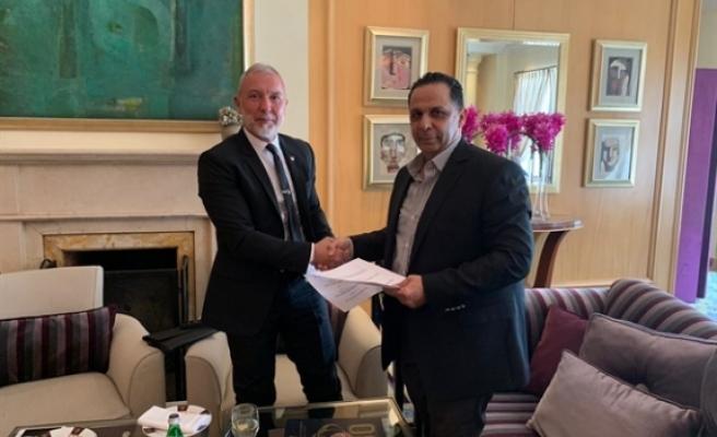 GAÜ ile Ürdün Kraliyet Havacılık Akademisi arasında anlaşma