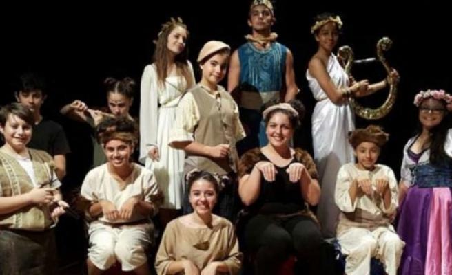 Gibetsu, 2. Maltepe Uluslararası Tiyatro Festivali'ne katılıyor