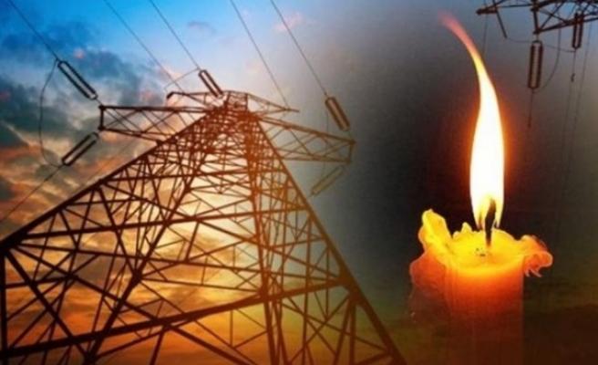 Girne bölgesinde 5 saatlik elektrik kesintisi yapılacak