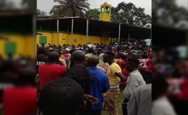 Güney Afrika'daki 319 Nijeryalı ülkesine döndü