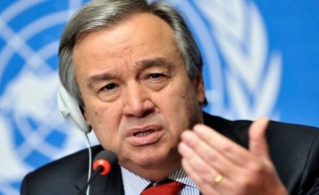 Guterres'ten Afganistan raporu