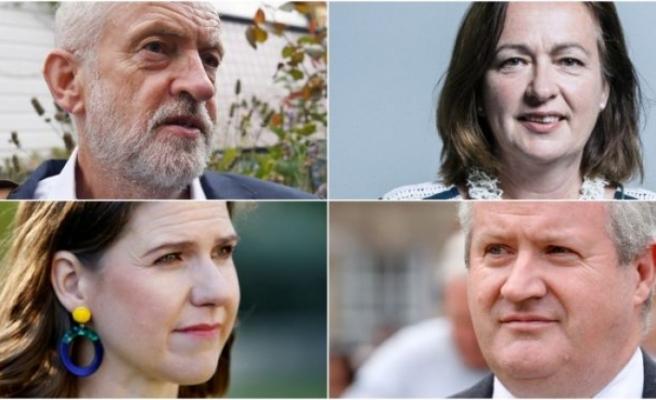 İngiltere'de muhalefet anlaştı: Boris Johnson'un erken seçim önerisi reddedilecek