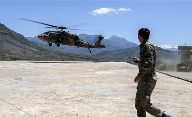 Irak'ın kuzeyinde iki asker şehit oldu