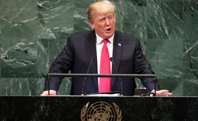 """""""İran böyle davrandıkça (ABD'nin uyguladığı) yaptırımlar gevşetilmeyecek, aksine daha da sıkılaştırılacaktır."""""""