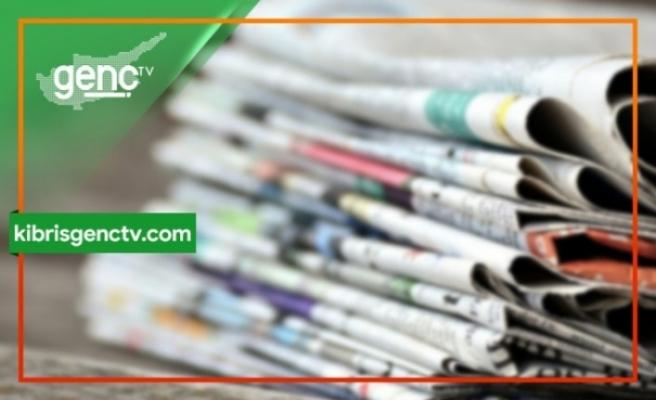 KKTC Gazetelerinin  Spor Manşetleri - 13 Eylül 2019