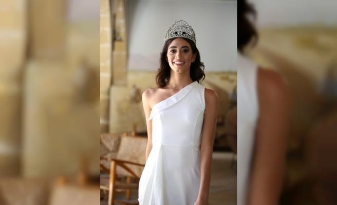 Miss Kuzey Kıbrıs İkincisi Filipinlerde yarışacak