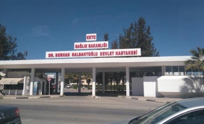 Nalbantoğlu Devlet Hastanesi su depolarının genel temizlik ve bakım çalışmaları başladı