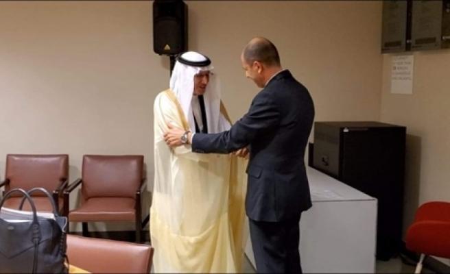 Özersay, İslam İşbirliği Teşkilatı  Genel Sekreteri ile görüştü