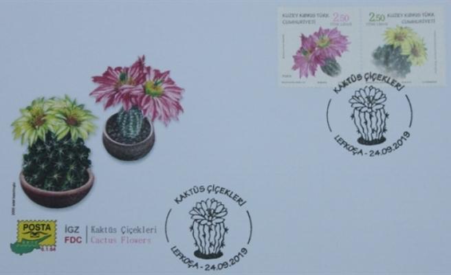 Posta Dairesi'nin yeni pul serisi ve ilk gün zarfı