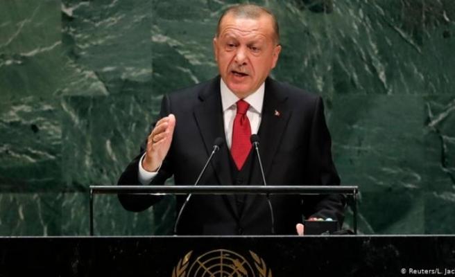 """Rum basını: """"Erdoğan'dan New York'ta Şov"""""""