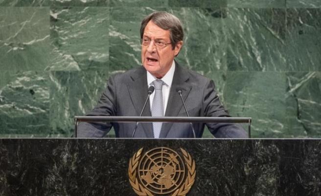 Rum Lider BM Genel Kurulunda konuştu
