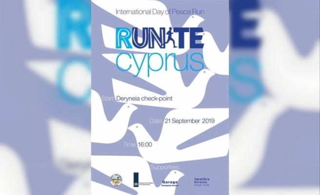 RUNITE Nicosia, RUNITE Cyprus adlı iki toplumlu koşu etkinliği düzenliyor