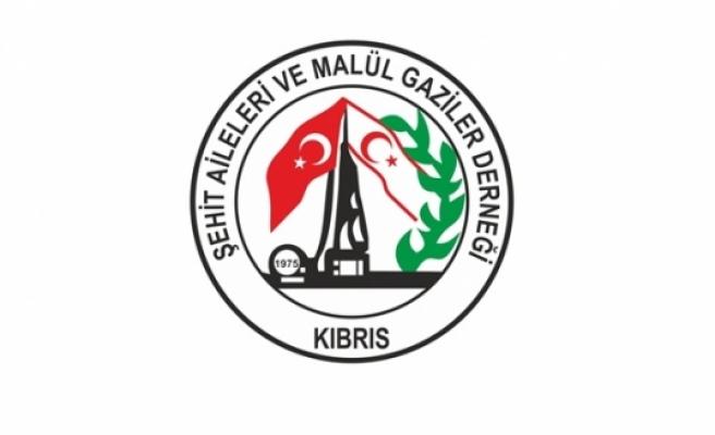 Şehit Aileleri ve Malul Gaziler Derneği, tüm gazilerin, 19 Eylül Gaziler Günü'nü kutladı