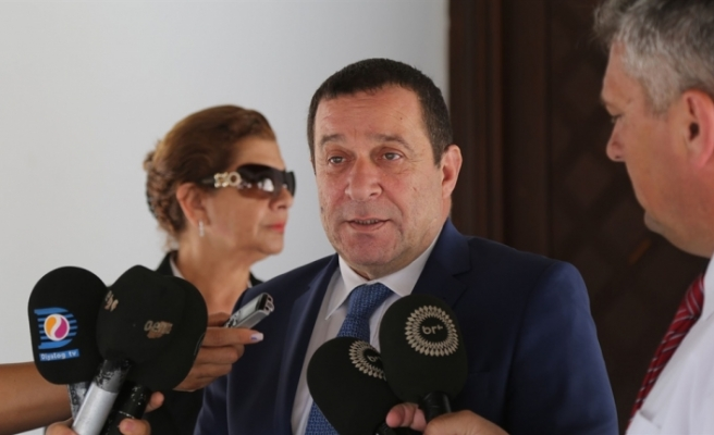"Serdar Denktaş: ""Ortada birşey yok"""
