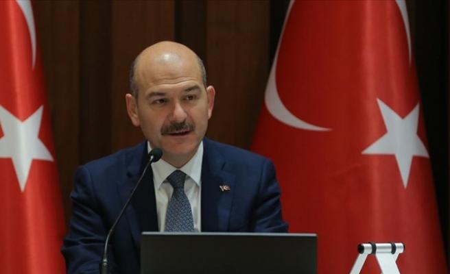 """Soylu: """"İstanbul ve Ankara için kayyım söz konusu değil"""""""
