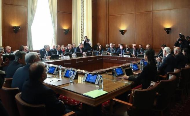 Suriye için Cenevre süreci başlıyor