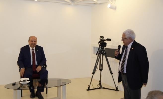 Tatar, Ankara'da basın ile buluştu