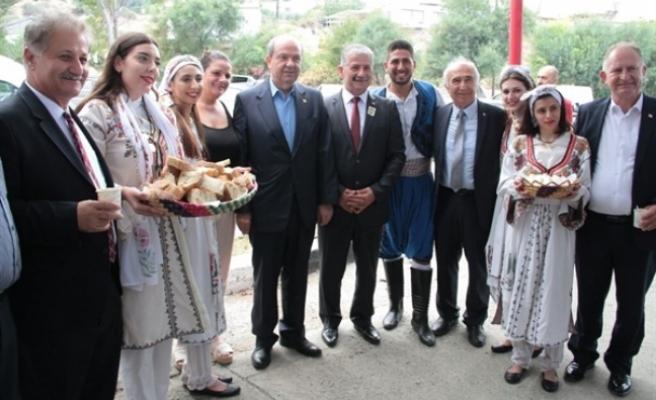 """Tatar: """"Hükümet her zaman üreticinin yanında"""""""