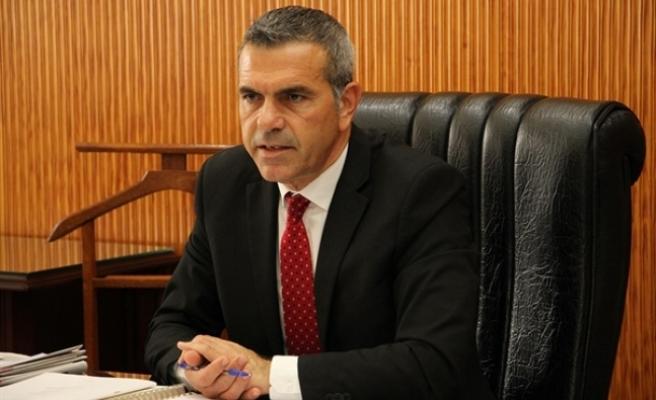 """Uluçay mesaj yayınladı: """"Kıbrıs sorununa çözüm en büyük temennimiz"""""""