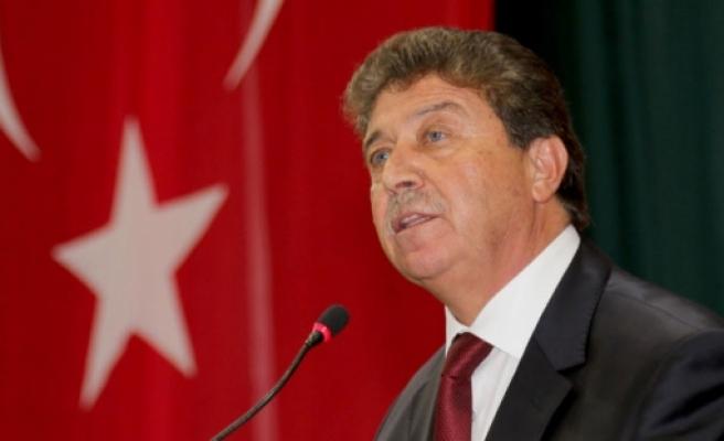 Üstel Ankara'da temaslarda bulundu