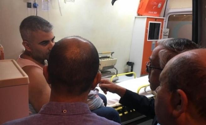 Yetkililer yaralılar ve görgü tanıklarıyla da sohbet etti