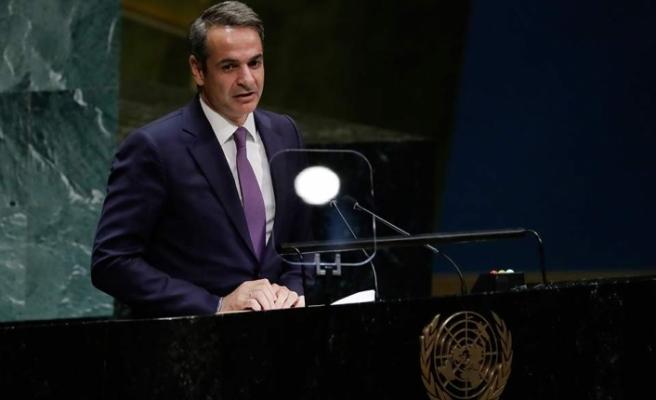 Yunan Başbakan'dan iki toplumlu iki bölgeli federasyon vurgusu