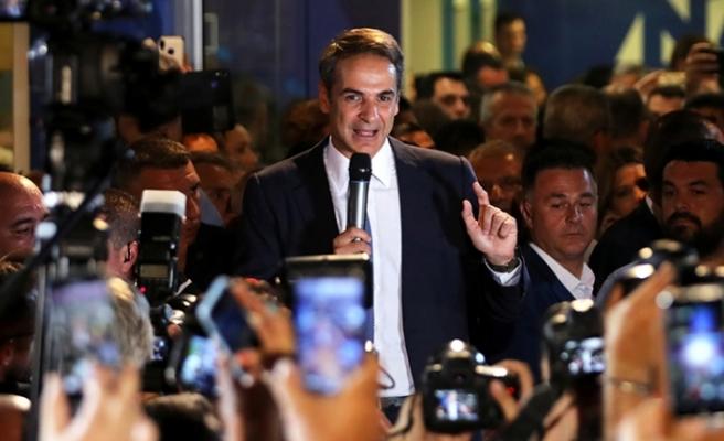 """Yunan Başbakanı: """"Türkiye ile konuşmak her zaman daha iyidir"""""""